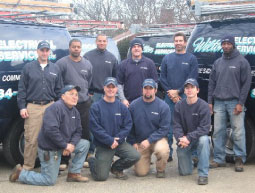 Wilton Electrical Services Inc Team!